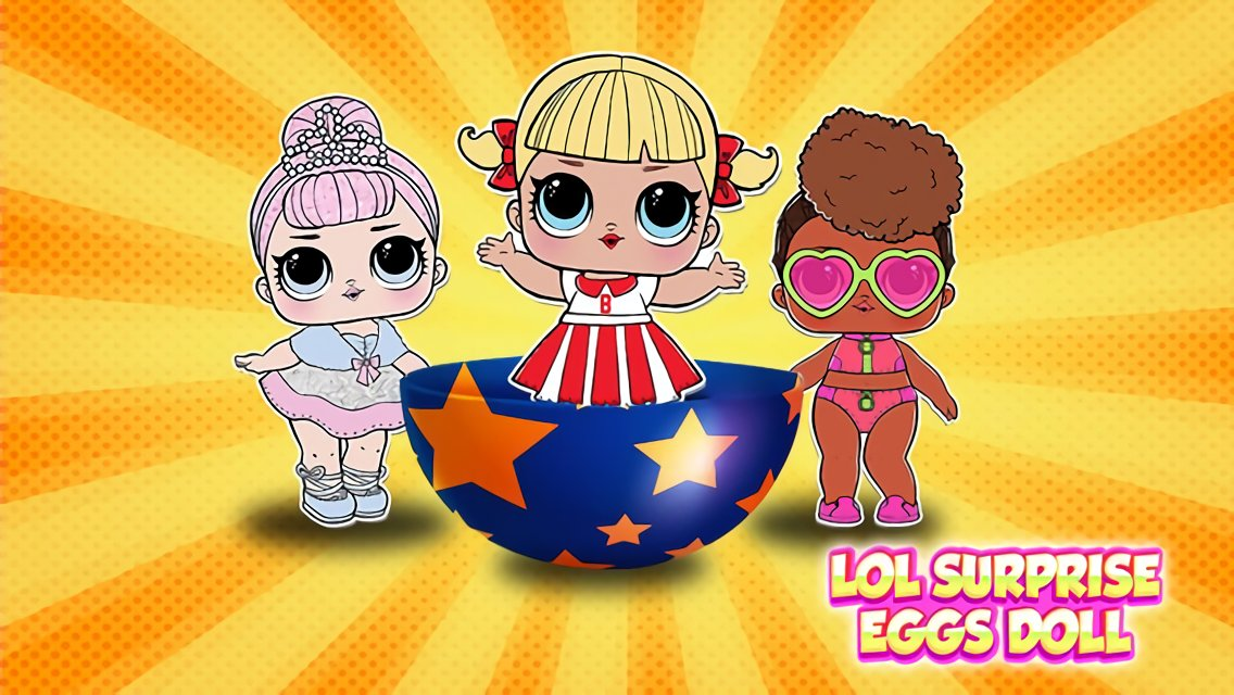 Eggs Doll LOL Surprise