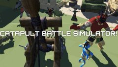 CATAPULT BATTLE SIMULATOR!