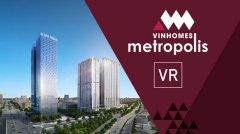 Vinhomes Metropolis VR Interior