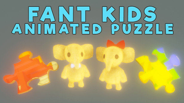 Fant Kids Animated Puzzle