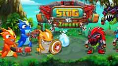 Slugs vs Zombie Ghouls