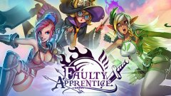 Faulty Apprentice - A Visual Novel/Dating Sim