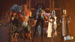 漫威终极联盟3:黑暗教团