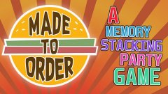 Made to Order: The Party Game