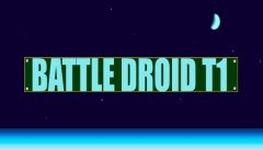 Battle Droid T1