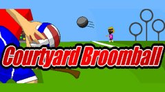 Courtyard Broomball