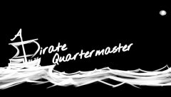 A pirate quartermaster