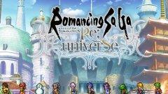 浪漫沙加Re?Universe