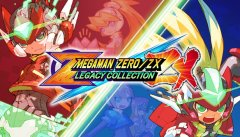 Mega Man Zero/ZX Legacy Collection