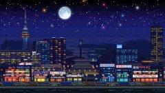 SUNLESSCITY : 夜景游戏