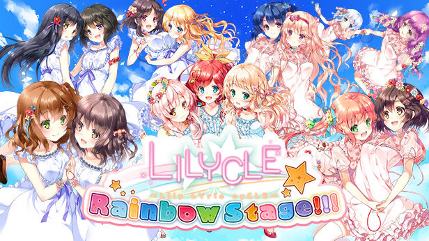 Lilycle Rainbow Stage!!!