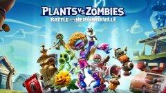 植物大戰僵尸:和睦小鎮保衛戰