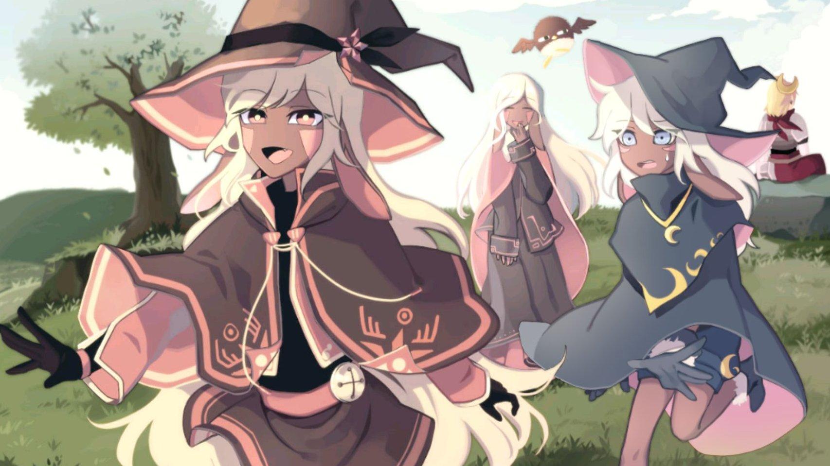 魔女之泉1