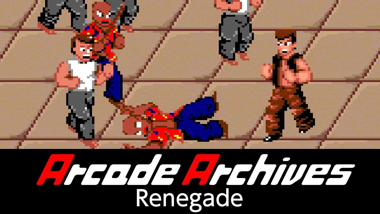 Arcade Archives Renegade