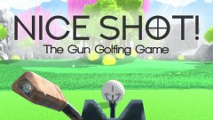 Nice Shot! The Gun Golfing Game