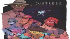 Distress: A Choice-Driven Sci-Fi Adventure