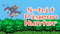 8bit Pigeon Hunter