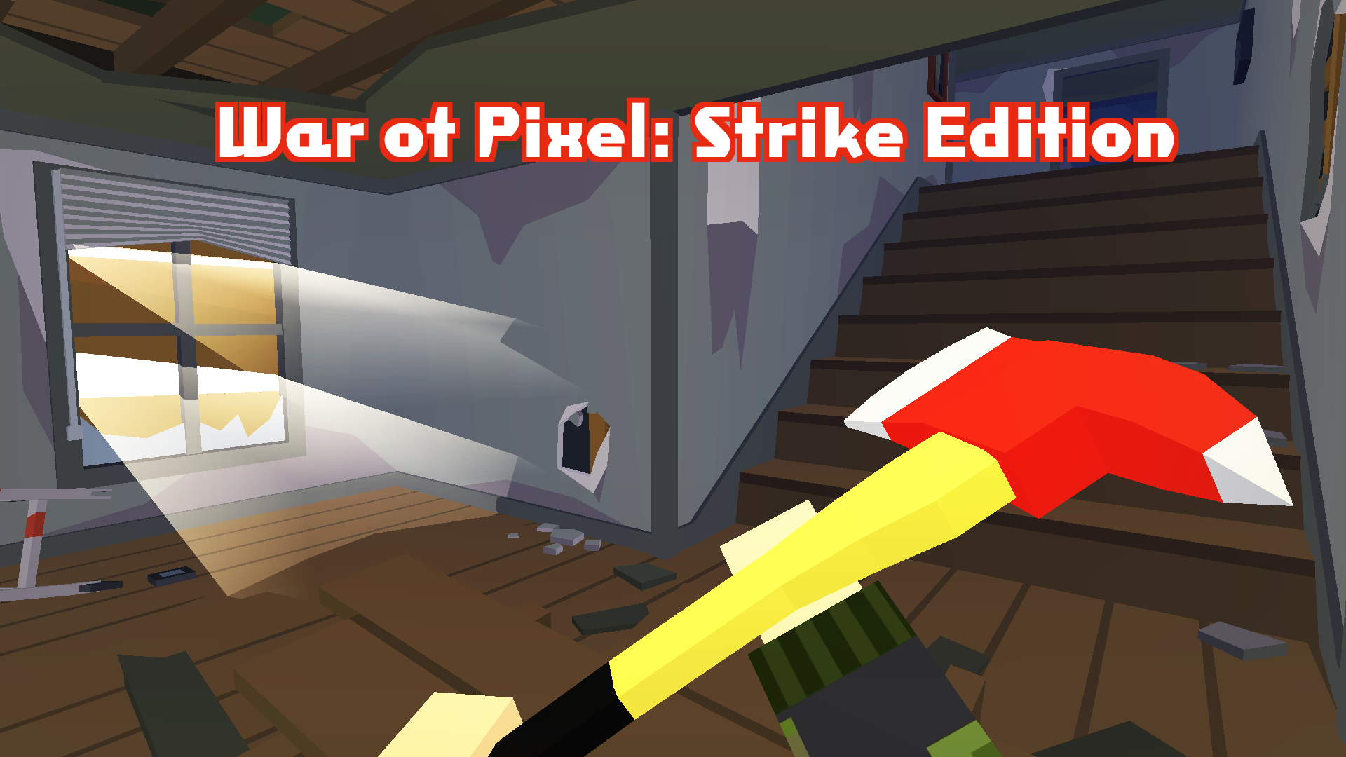 War of Pixel: Strike Edition