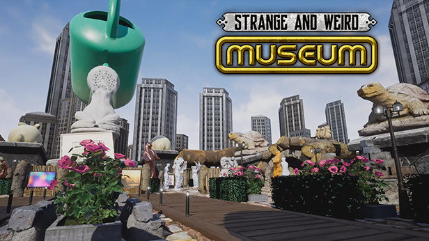 Strange and weird museum