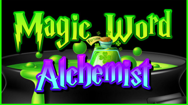 Magic Word Alchemist