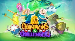 Champions and Challengers - Adventure Time