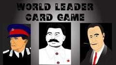World Leader Card Game