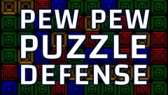 Pew Pew Puzzle Defense