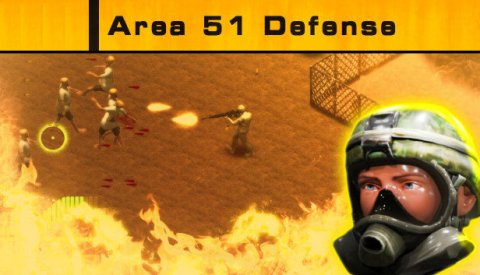 Area 51 Defense