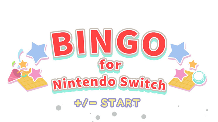 BINGO for Nintendo Switch