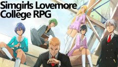 Simgirls: Lovemore College RPG