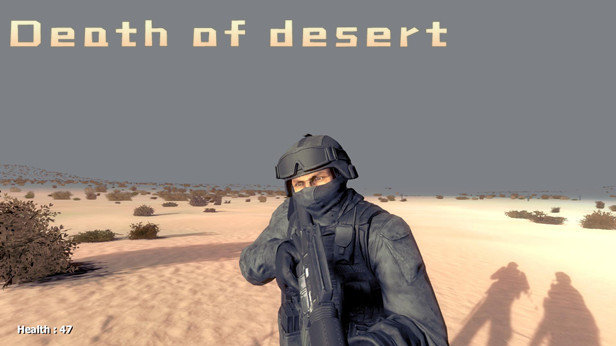 Death of desert