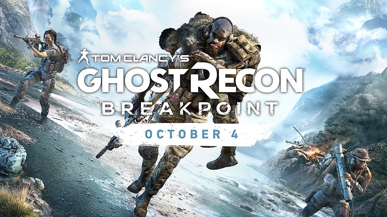 幽灵行动:断点 Tom Clancy's Ghost Recon: Breakpoint