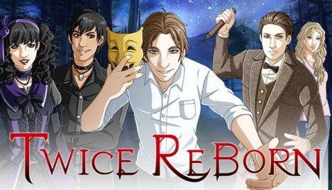 Twice Reborn: a vampire visual novel