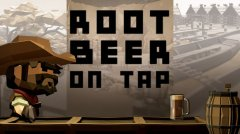 Root Beer On Tap