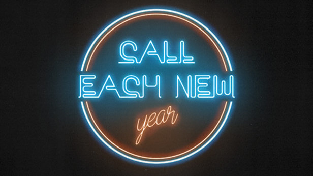 Call each NEW YEAR