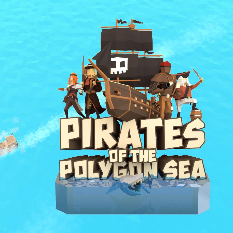 多边形海的海盗