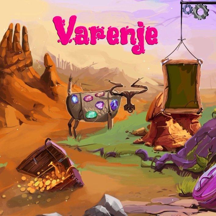 Varenje: Don't Speak with Berries