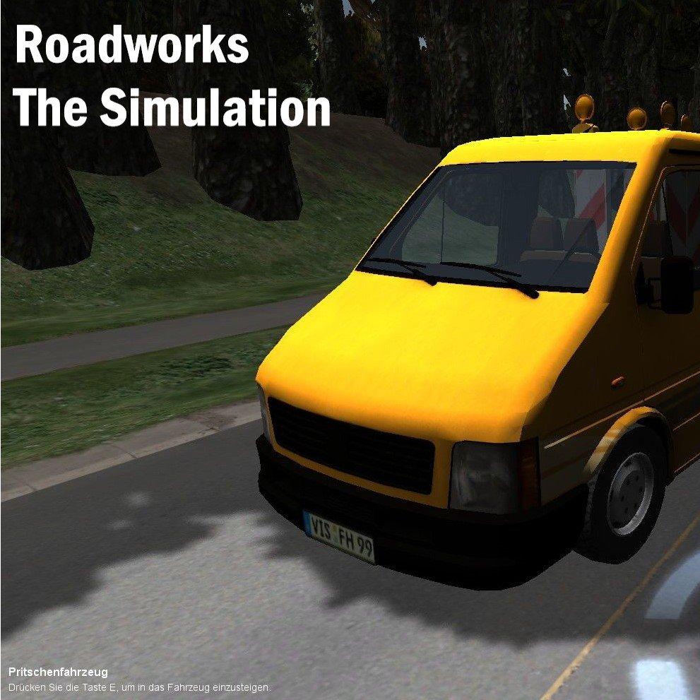 道路工程 - 模拟