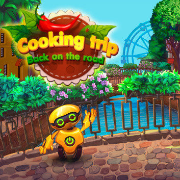 Cooking Trip: Back on the road