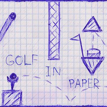 GOLF in PAPER