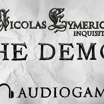 The Demon - Nicolas Eymerich Inquisitor Audiogame