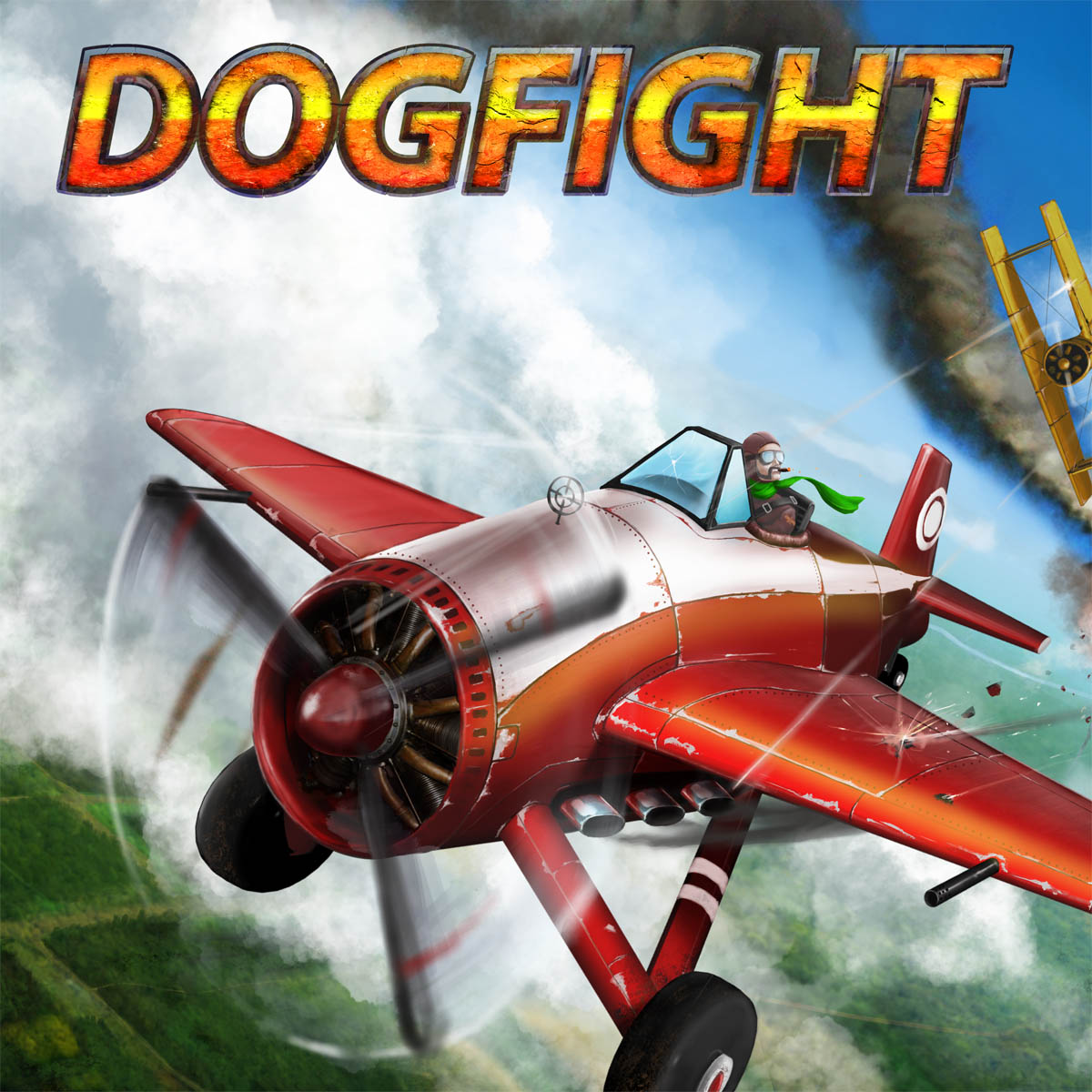 Dog Fight Super Ultra Deluxe