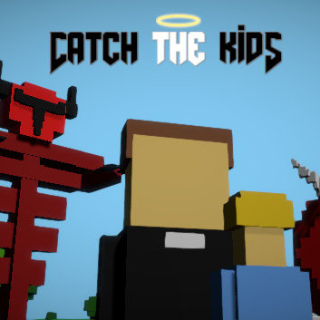 Catch The Kids: Priest Simulator Game