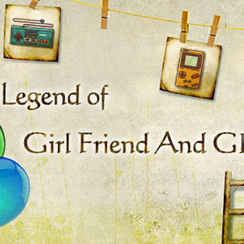 Legend of Girl Friend And GDC