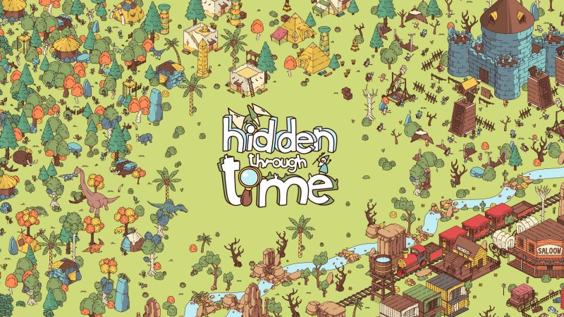 Hidden Through Time截图第5张