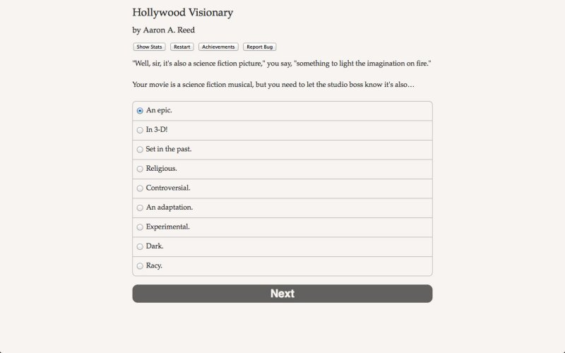 Hollywood Visionary截图第1张