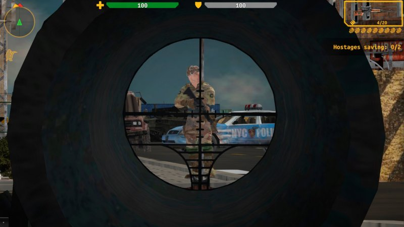 Elite Soldier: 3D Shooter截图第4张