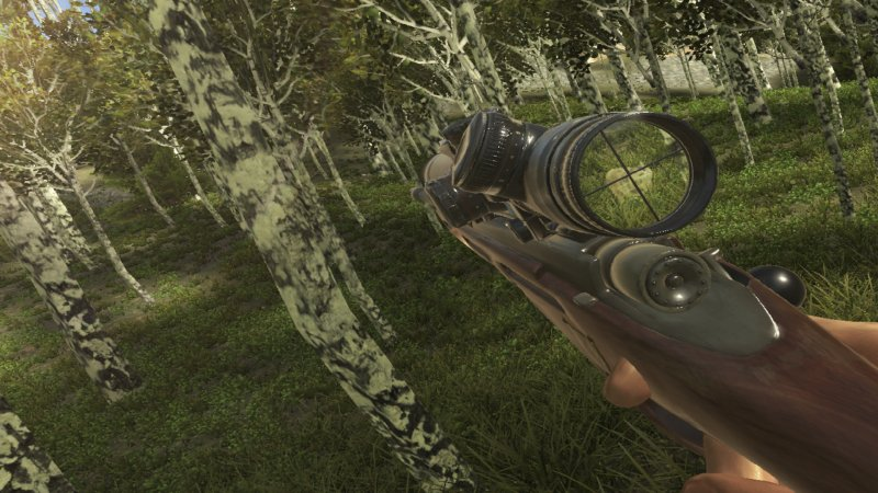Mad Hunting Simulator VR截图第4张