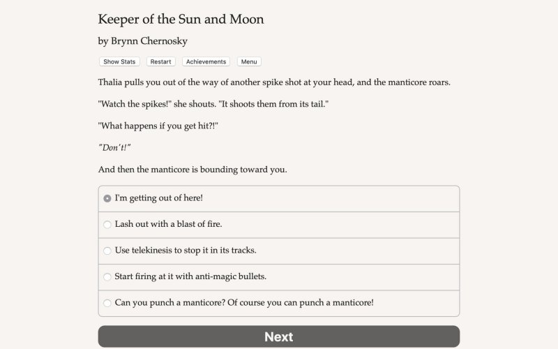 Keeper of the Sun and Moon截图第4张