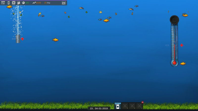 Fish Simulator: Aquarium Manager截图第1张